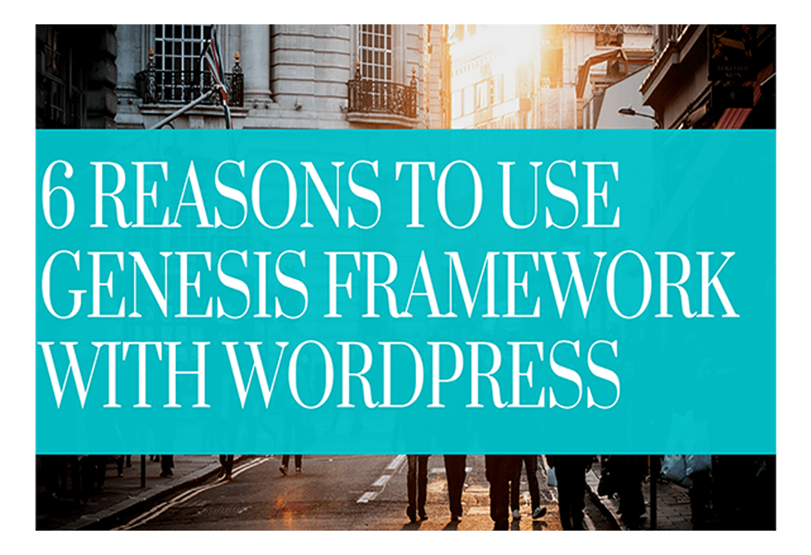 6 Reasons to Use the Genesis Framework with WordPress #wordpresstips #webdesigntips #wordpressexpert #marketing #creativebusiness #mompreneur #womaninbiz #ladyboss #womanbusiness #business #smallbusiness #smallbiz #entrepreneur #entrepreneurship #businesstips