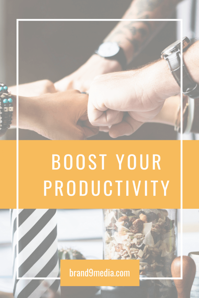 Ten Tips to Help Boost Your Productivity #marketing #creativebusiness #mompreneur #womaninbiz #ladyboss #womanbusiness #business #smallbusiness #smallbiz #entrepreneur #entrepreneurship #businesstips
