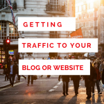 Tips to Increase Traffic to your Blog : Ways To Drive Traffic