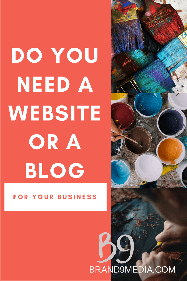 Does your business need a blog or website? #wordpresstips #genesiswordpress #wordpressexpert #marketing #creativebusiness #mompreneur #womaninbiz #ladyboss #womanbusiness #business #smallbusiness #smallbiz #entrepreneur #entrepreneurship #businesstips