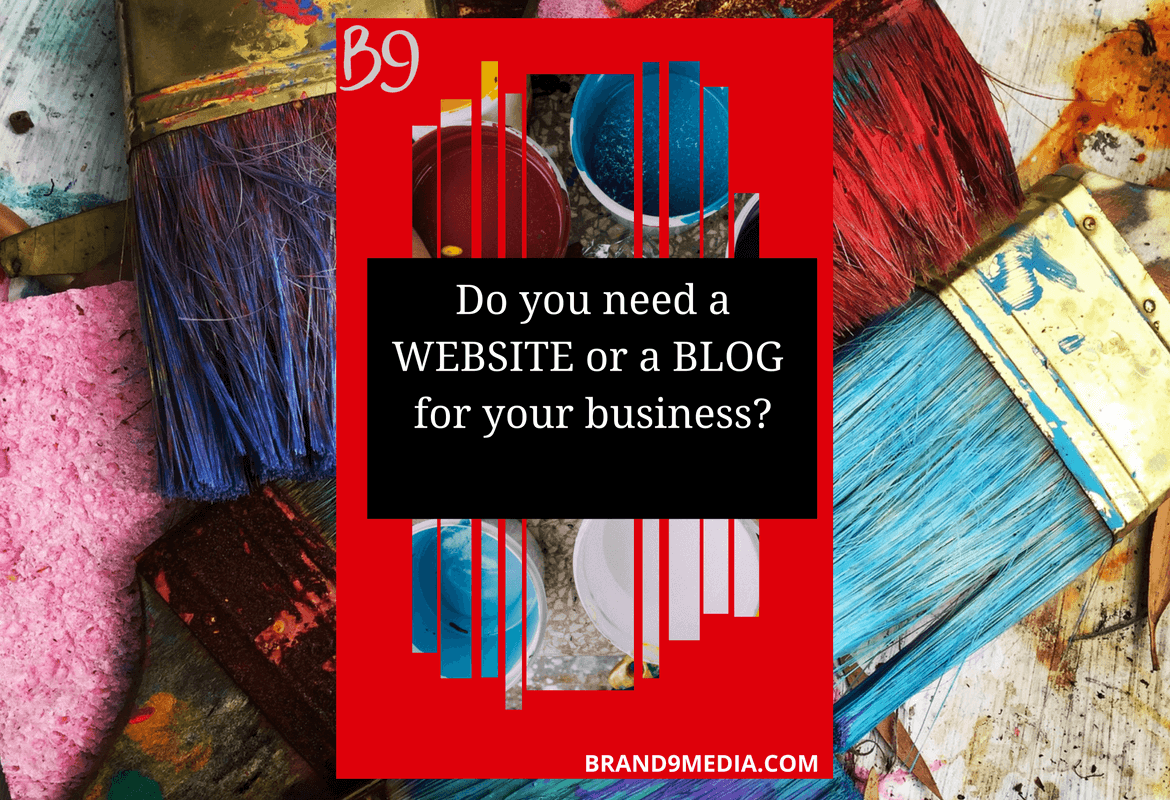 Does Your Business Need A Website Or A Blog To Be Successful?