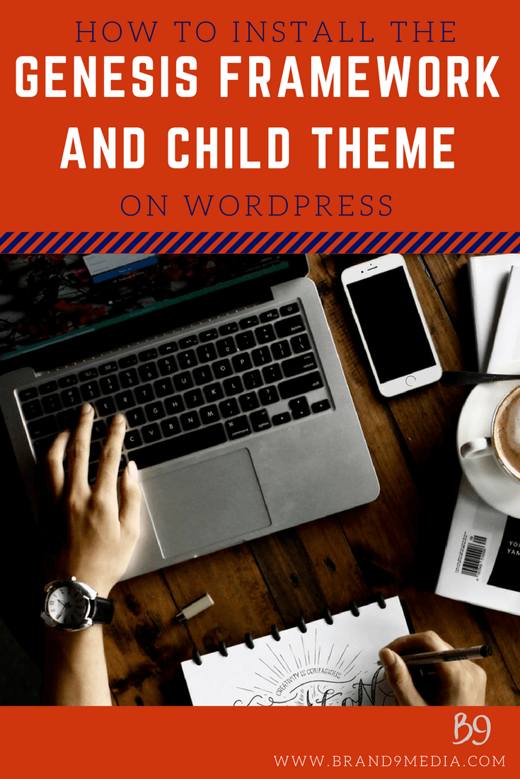 Install Genesis Framework and Child Themes on WordPress #wordpresstips #genesiswordpress #wordpressexpert #marketing #creativebusiness #mompreneur #womaninbiz #ladyboss #womanbusiness #business #smallbusiness #smallbiz #entrepreneur #entrepreneurship #businesstips